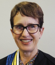Photo of Chief Justice Helen Gay Murrell